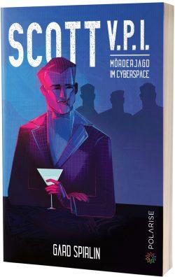 Cover: Gard Sparlin, Scott VPI